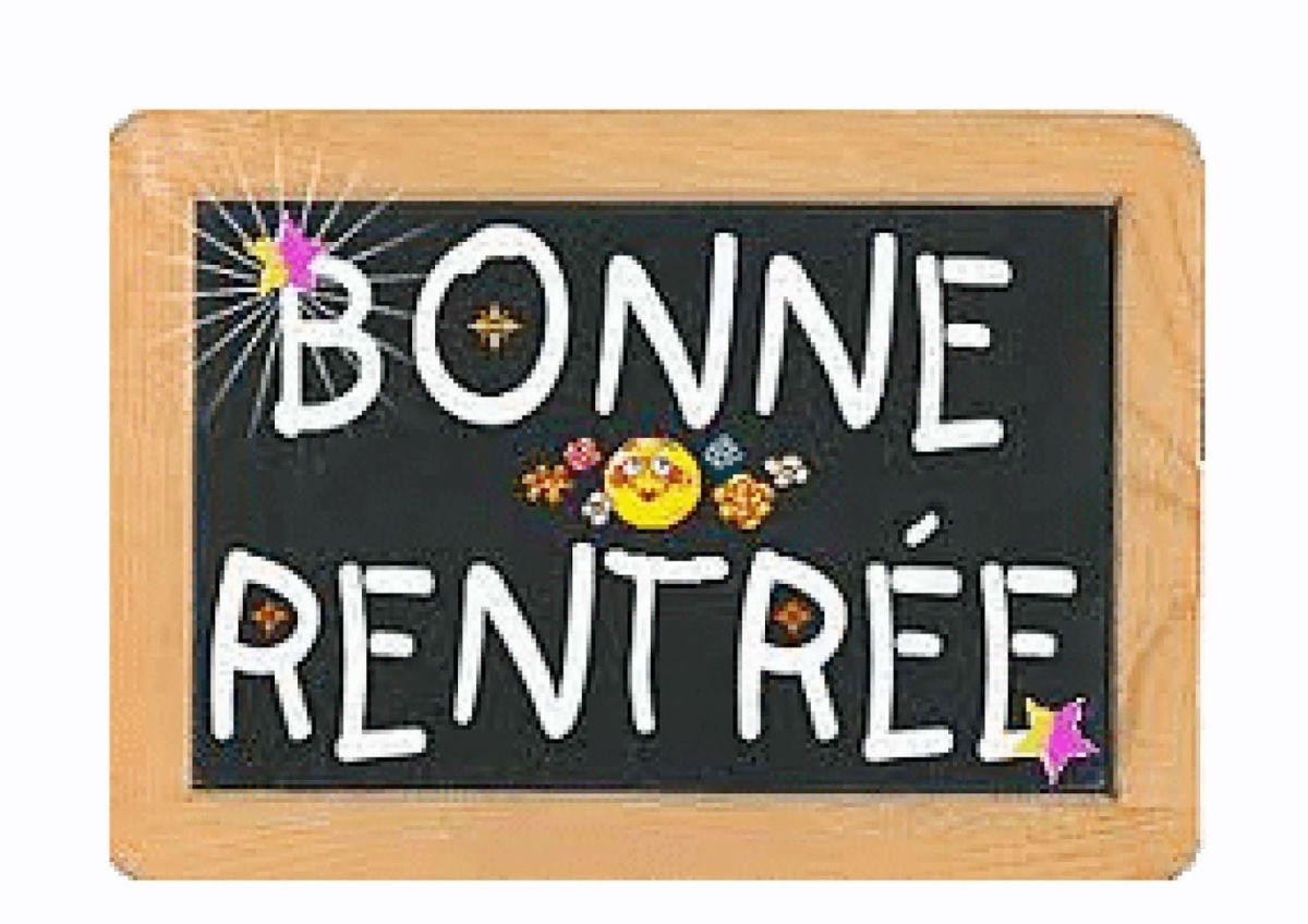 Rentree (1200×848) | Bonne Rentrée Scolaire, Rentrée concernant Image Bonne Rentrée Des Classes