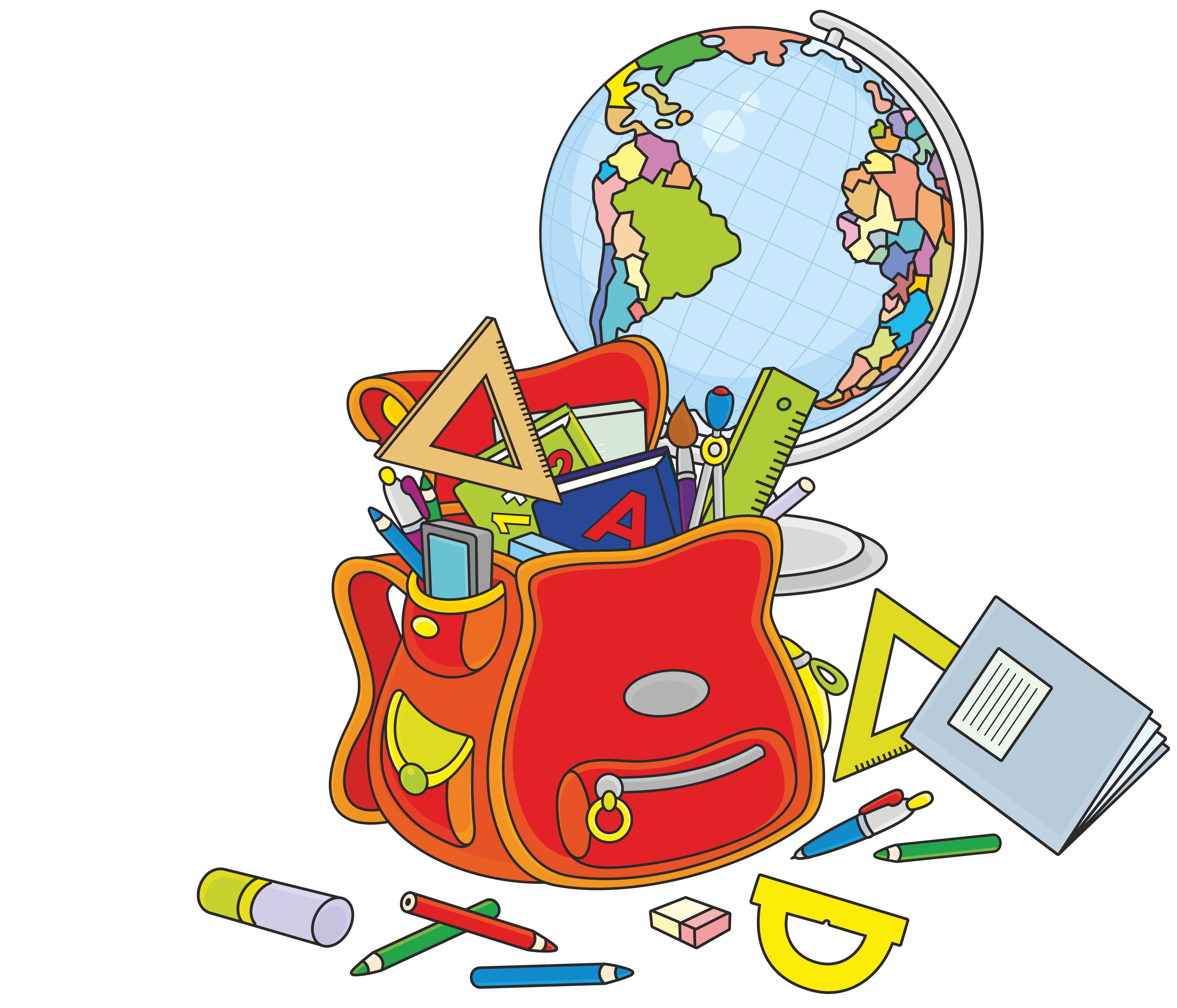 Rentrée Des Classes : C'est Le Jour-J ! • Epinay-Sous-Sénart avec Image Bonne Rentrée Des Classes