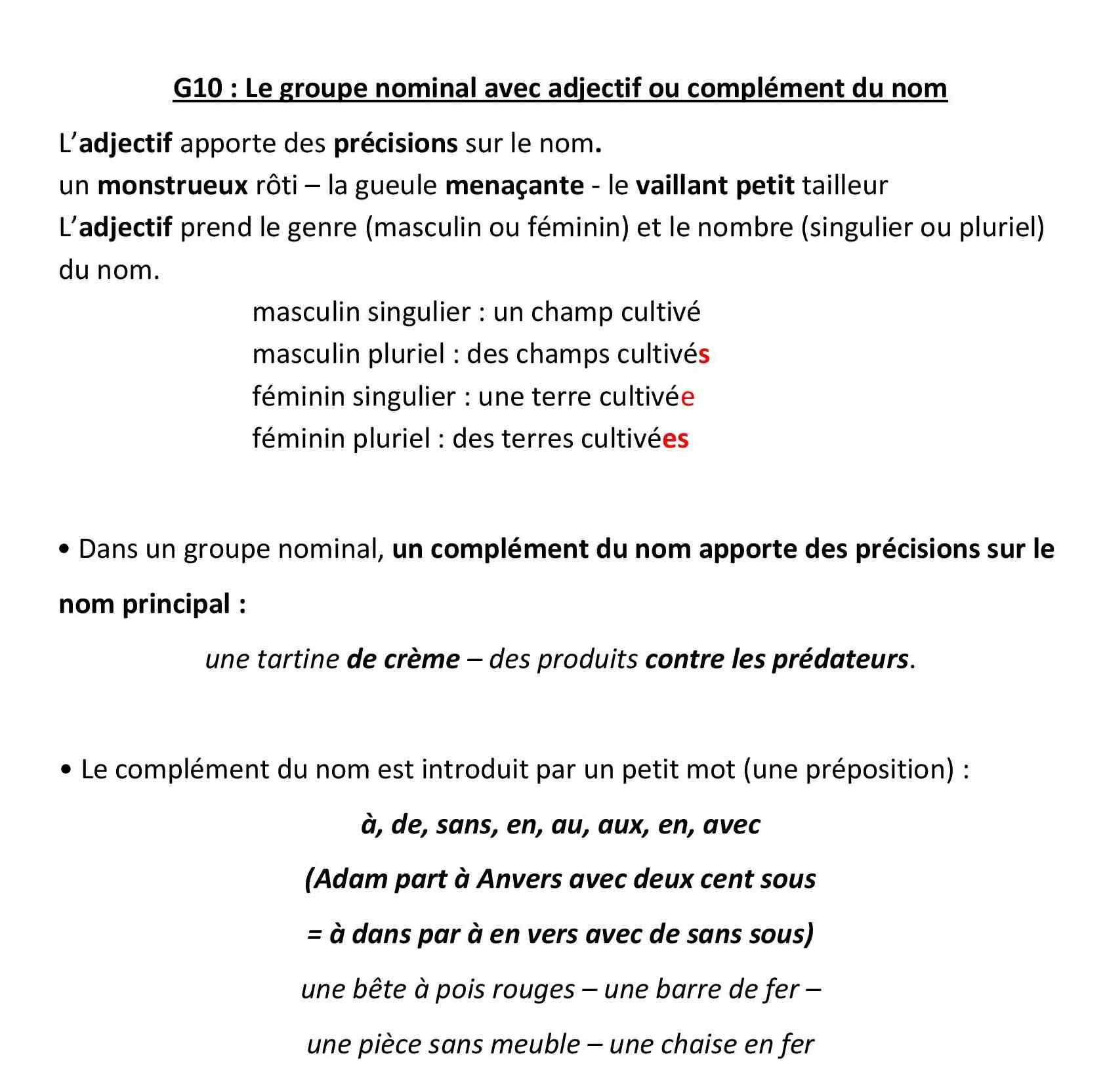 Rep Albertville | Page 6 serapportantà Leçon Respiration Cm1