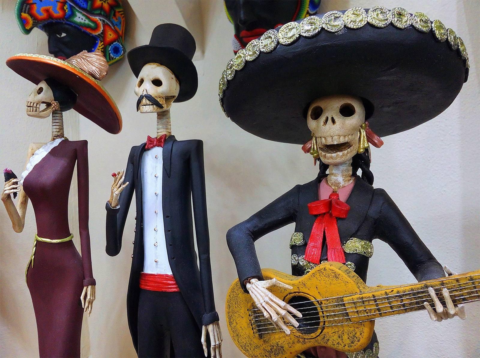 Richesse Mexicaine & Fête Des Morts - Destinations.ch serapportantà Musicien Mexicain