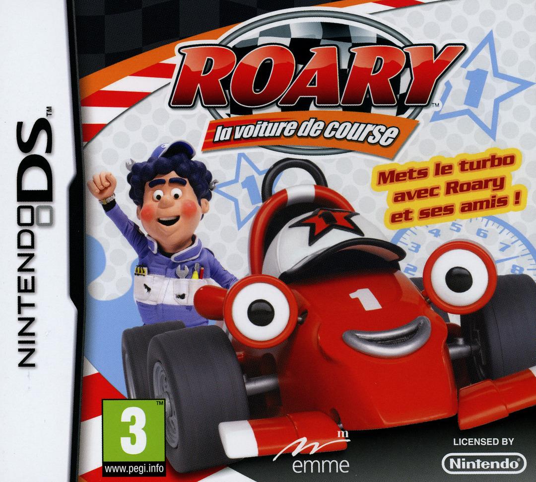 Roary : La Voiture De Course Sur Nintendo Ds - Jeuxvideo dedans La Voiture De Course Dessin Animé