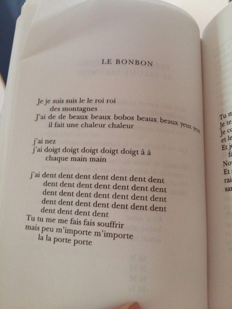 Robert Desnos | Beaux Yeux, Mains, Nez intérieur Poème De Robert Desnos