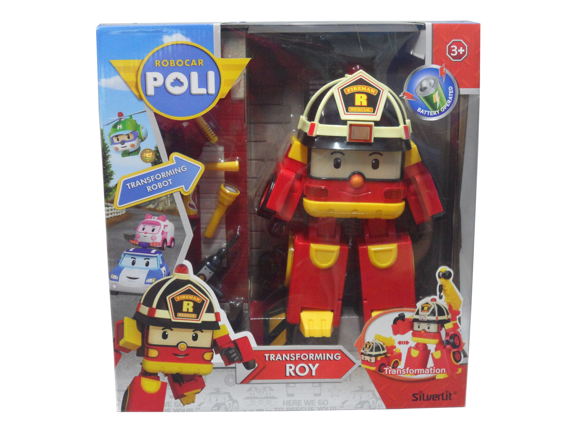 Robocar Poli Transforming Roy Review And Price serapportantà Chanson Robocar Poli