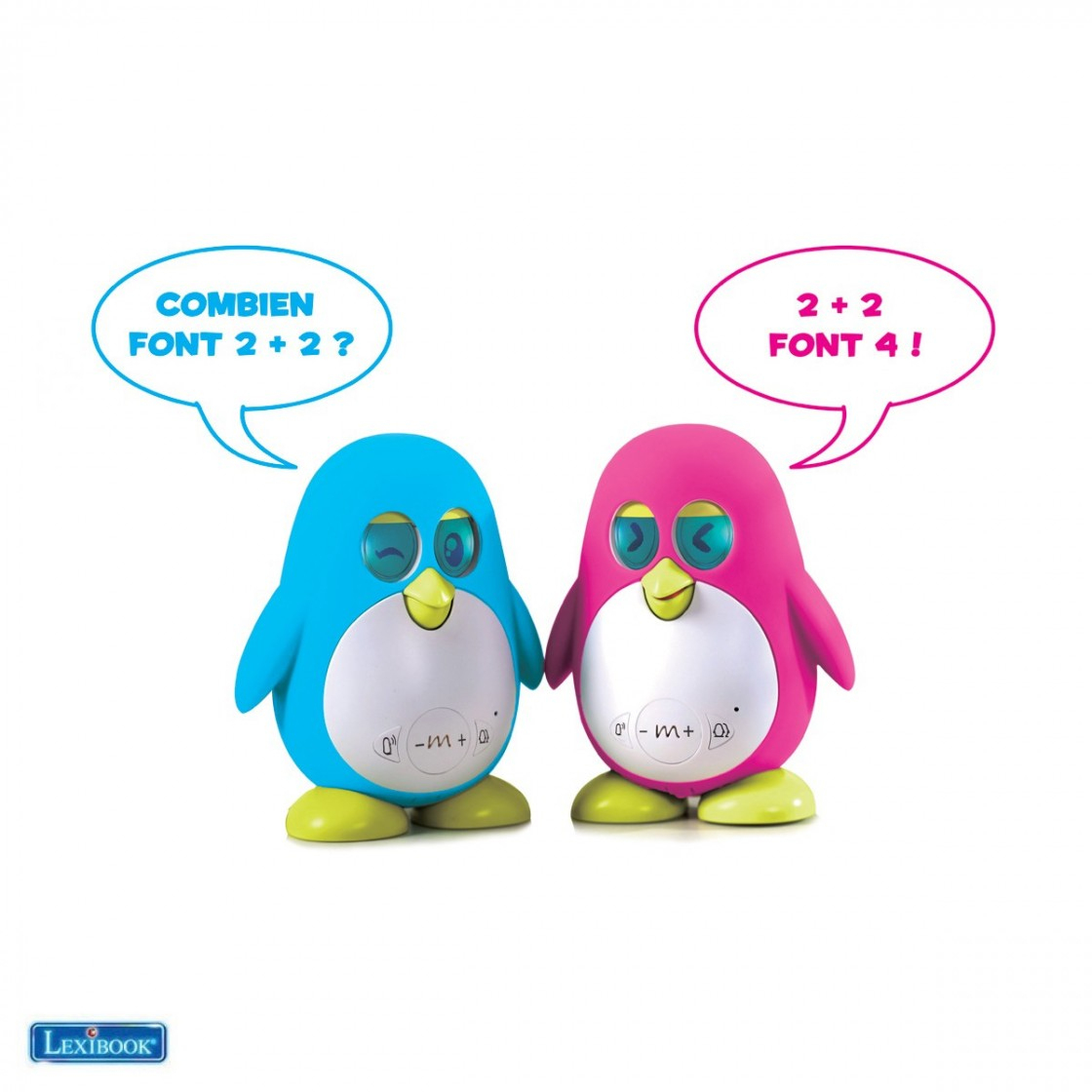 Robot Ludo-Educatif Marbo Bleu - Lexibook Jeux Educatif 3 Ans En Ligne