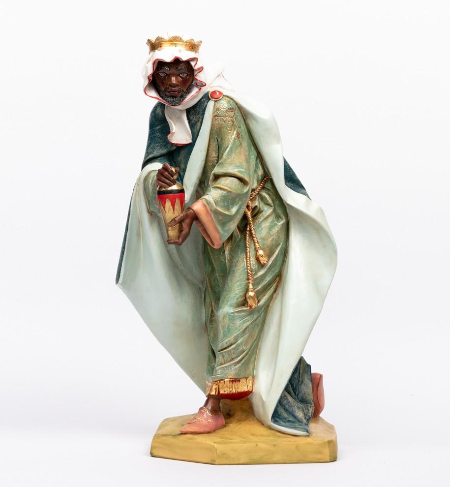 Roi Mage (3) En Résine Pour Crèche 65 Cm pour 3 Roi Mage