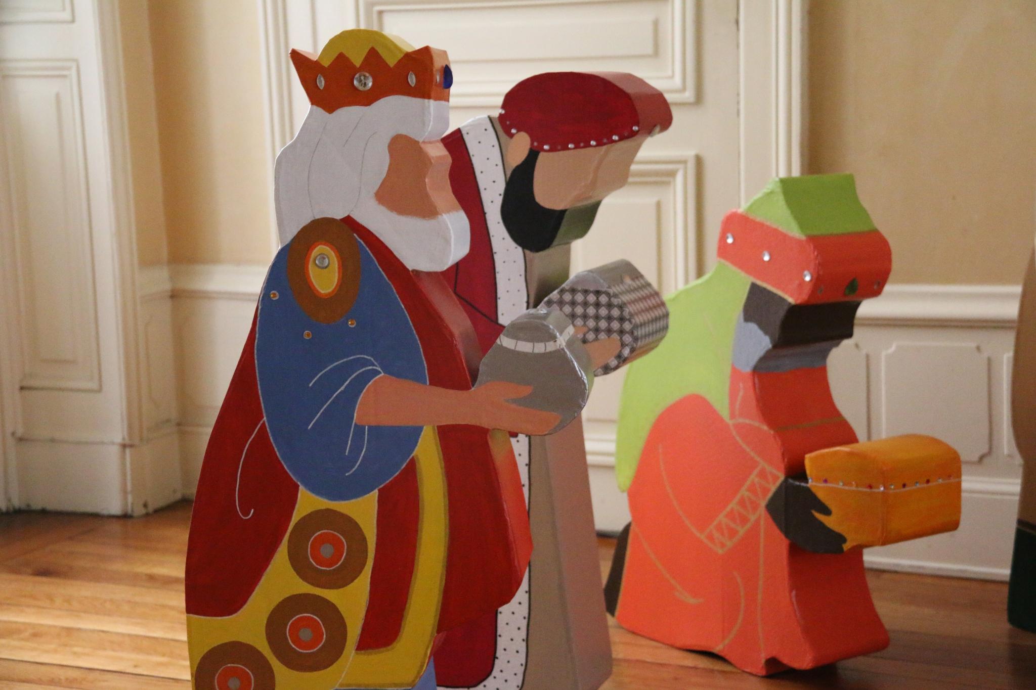 Rois Mages : Tous Les Messages Sur Rois Mages - Talie Cartonne intérieur 3 Roi Mage