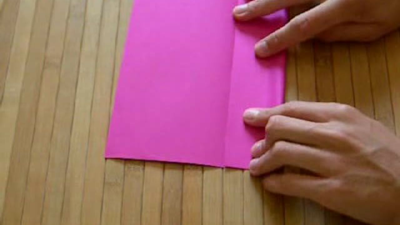 Rose En Papier Pliage Facile – Gamboahinestrosa dedans Origami Rose Facile A Faire