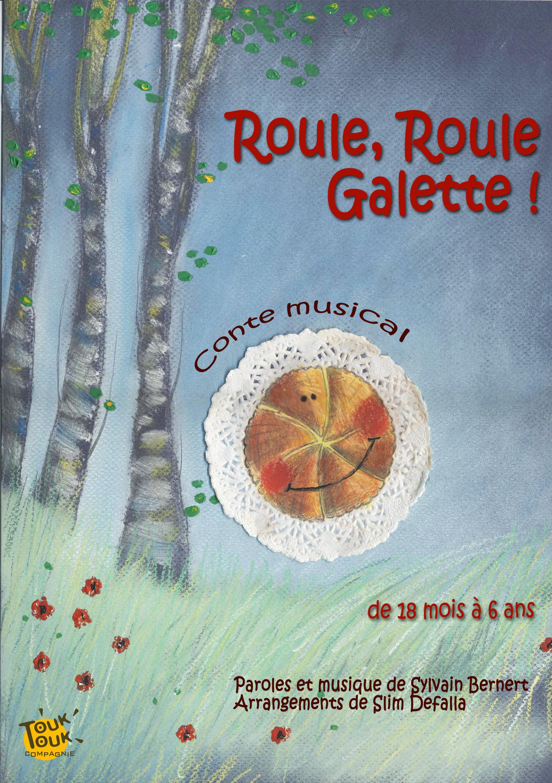 Roule Galette | Akteon destiné Histoire Roule Galette