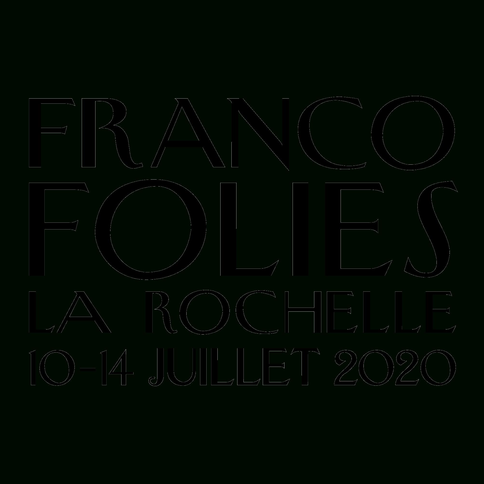 Route Des Festivals : Festival Francofolies De La Rochelle - intérieur On Va Sortir La Rochelle