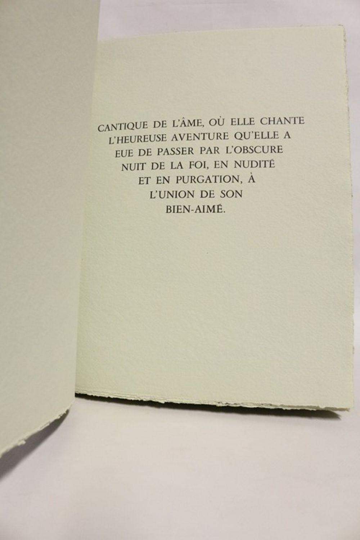Saint Jean De La Croix : Poèmes Majeurs. La Nuit Obscure destiné Poésie Vive Les Vacances