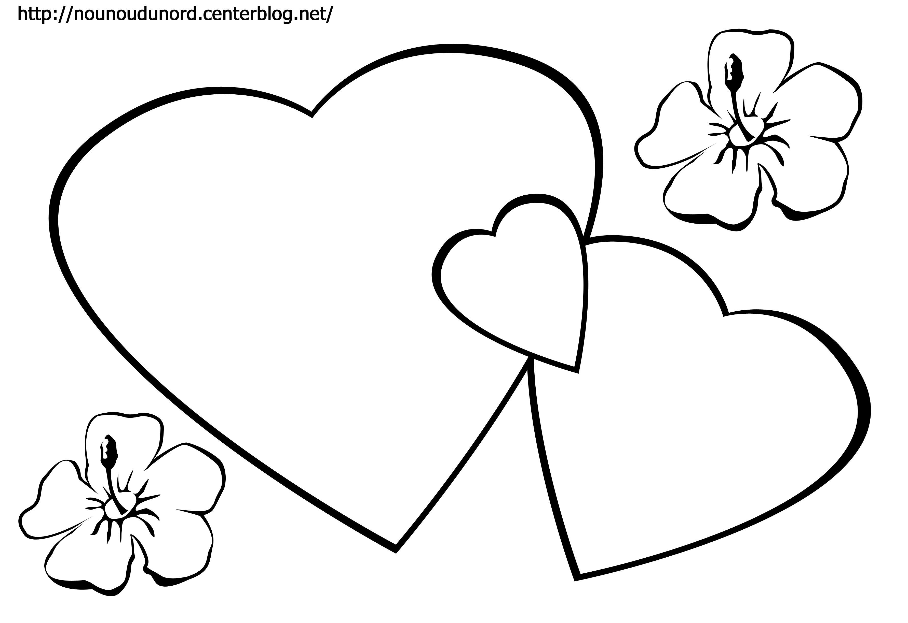 Saint Valentin #52 (Fêtes Et Occasions Spéciales avec Coloriage De St Valentin