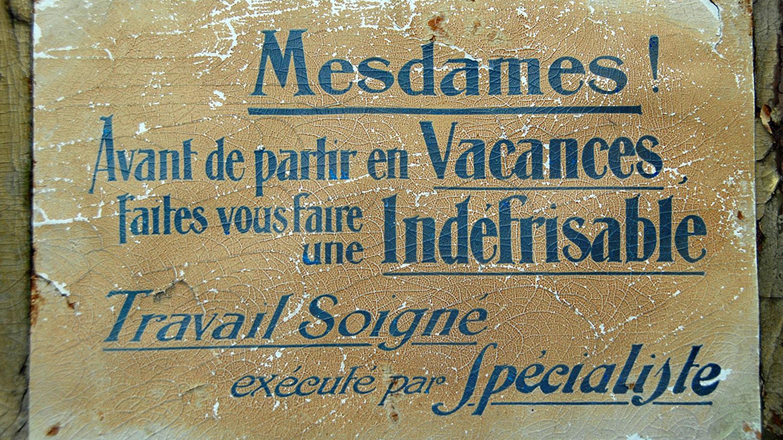 Salon Des Navigateurs: Ein Kaptain Als Coiffeur - Mein dedans Poésie Vive Les Vacances