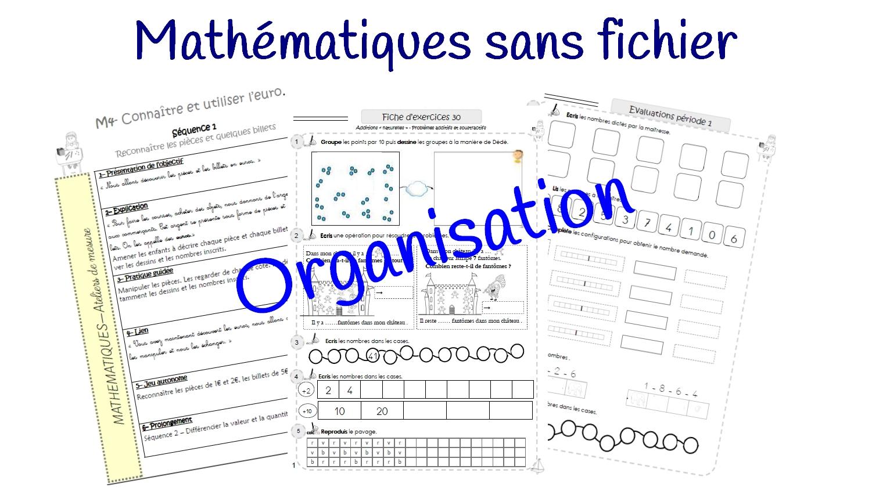 Sans Fichier En Mathématiques : Fiches D'exercices Différenciées destiné Fiche Géométrie Cp