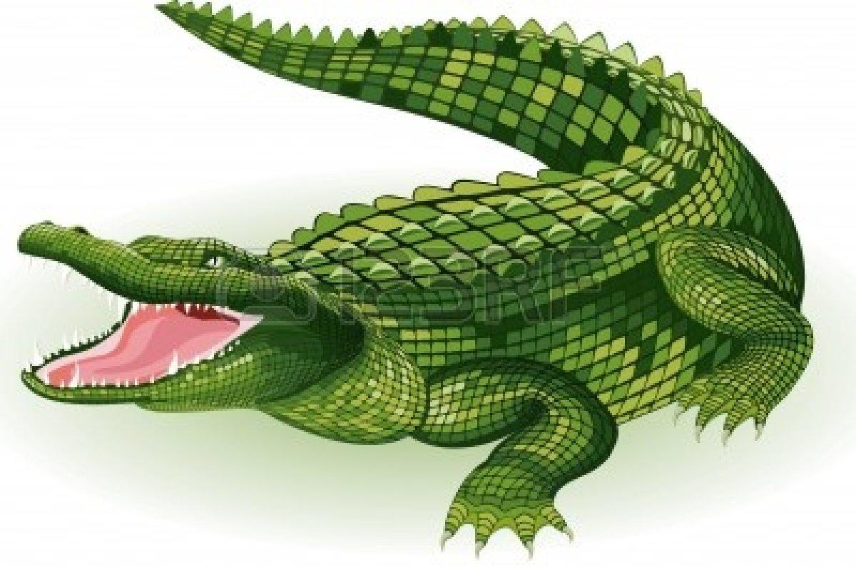 Scary Crocodile Clipart Kid 2 - Clipartix dedans Photo De Crocodile A Imprimer