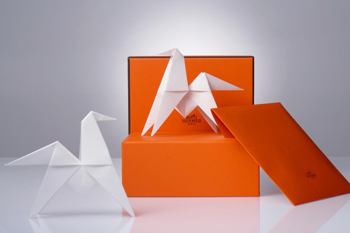 Schachtelzauber: Luxuriös Von Aussen Und Innen - Handelszeitung à Origami Petit Bateau