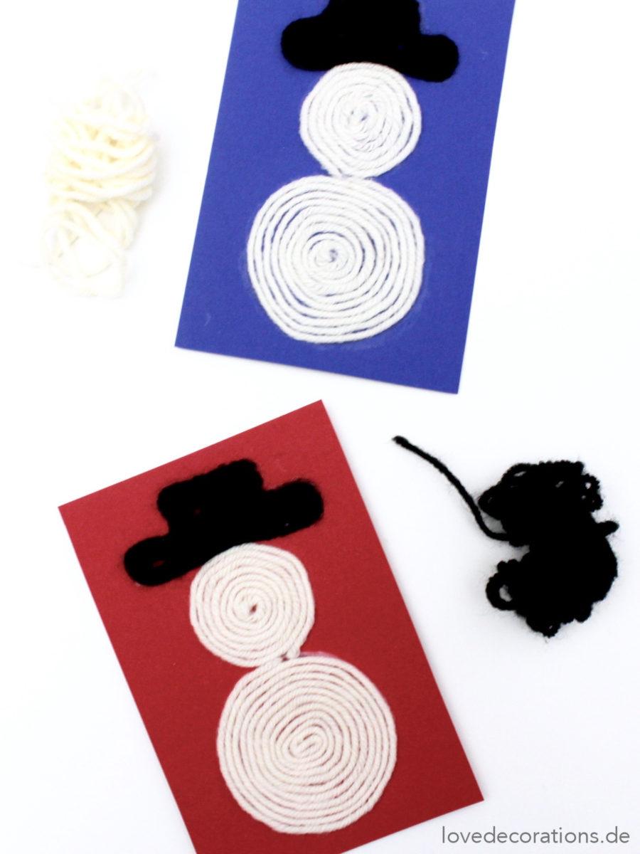 Schneemann Archive - Love Decorations tout Origami Bonhomme De Neige