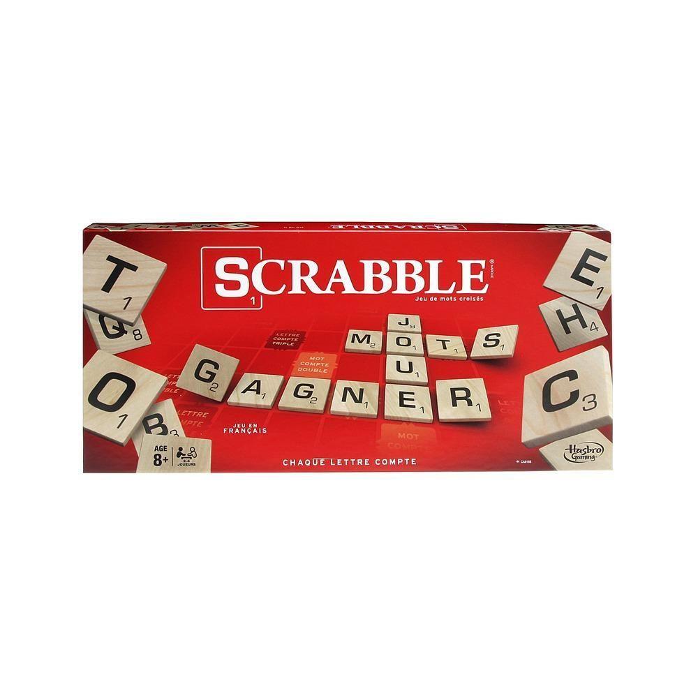 Scrabble. Jeu De Société Pour 8+Ans. 27.99$ Disponible En intérieur Jeux En Ligne 8 Ans