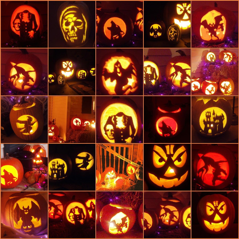 Sculpter Une Citrouille D'halloween - Circulaire En Ligne avec Photo De Citrouille D Halloween