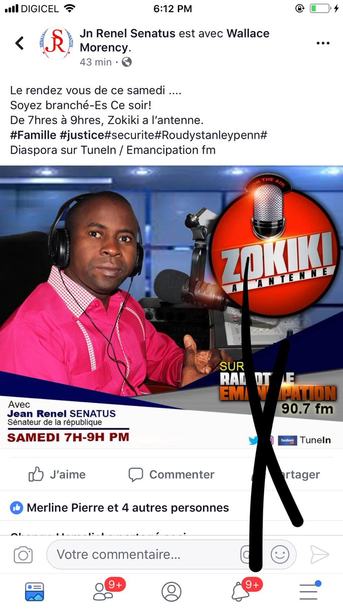 "Sénateur Jean Renel Senatus (Zokiki) On Twitter: ""… "" destiné Ce Soir On Joue En Famille 3"