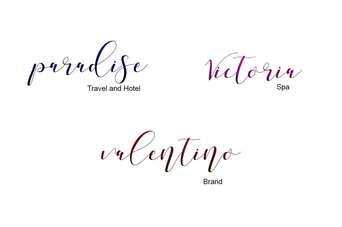 Shania Script Font - Befonts destiné Police Script Ecole