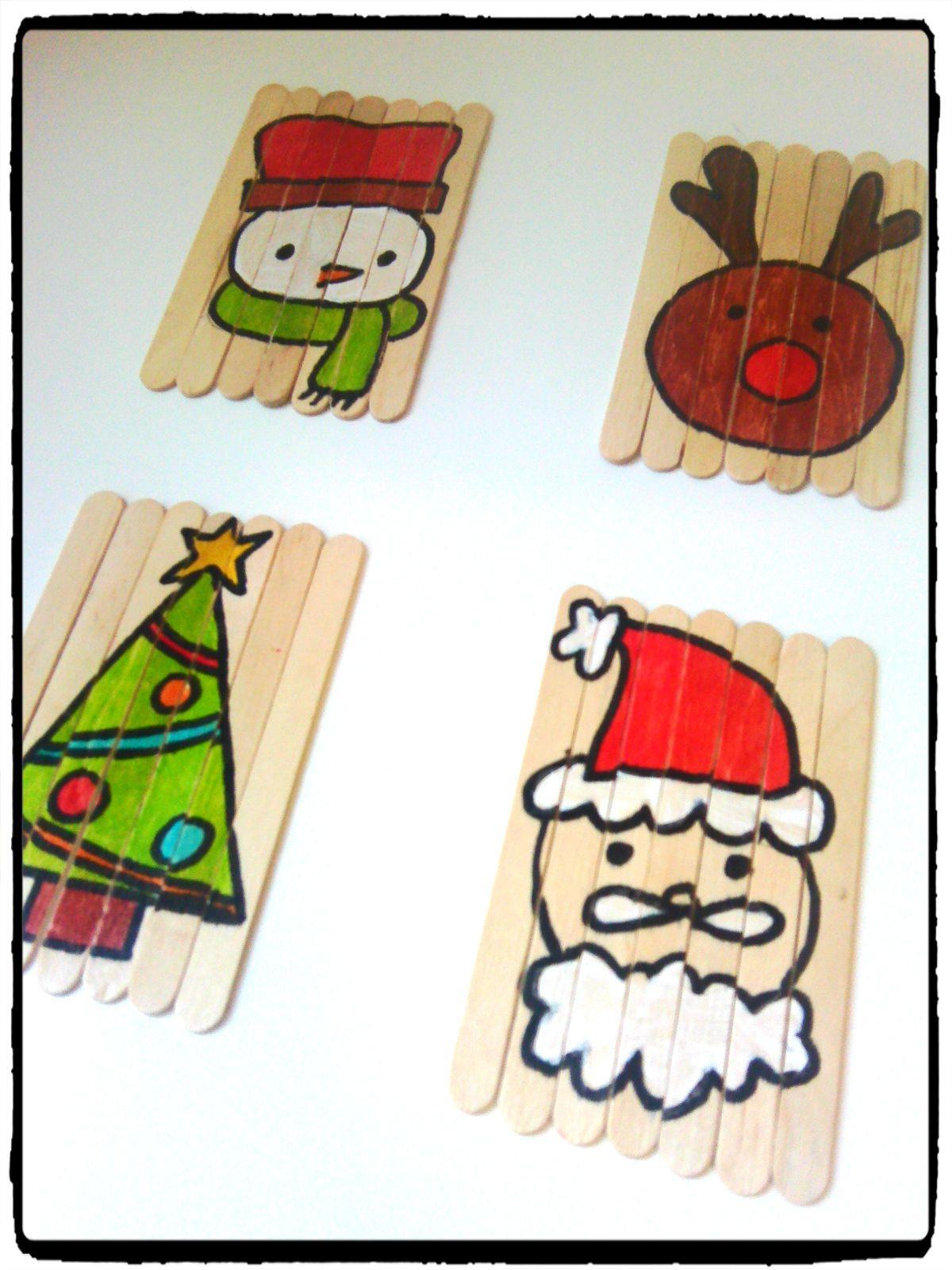 Si J'étais Un Jouet De Noël, Je Serais Un Puzzle - | Jouet concernant Puzzle Gratuit Enfant