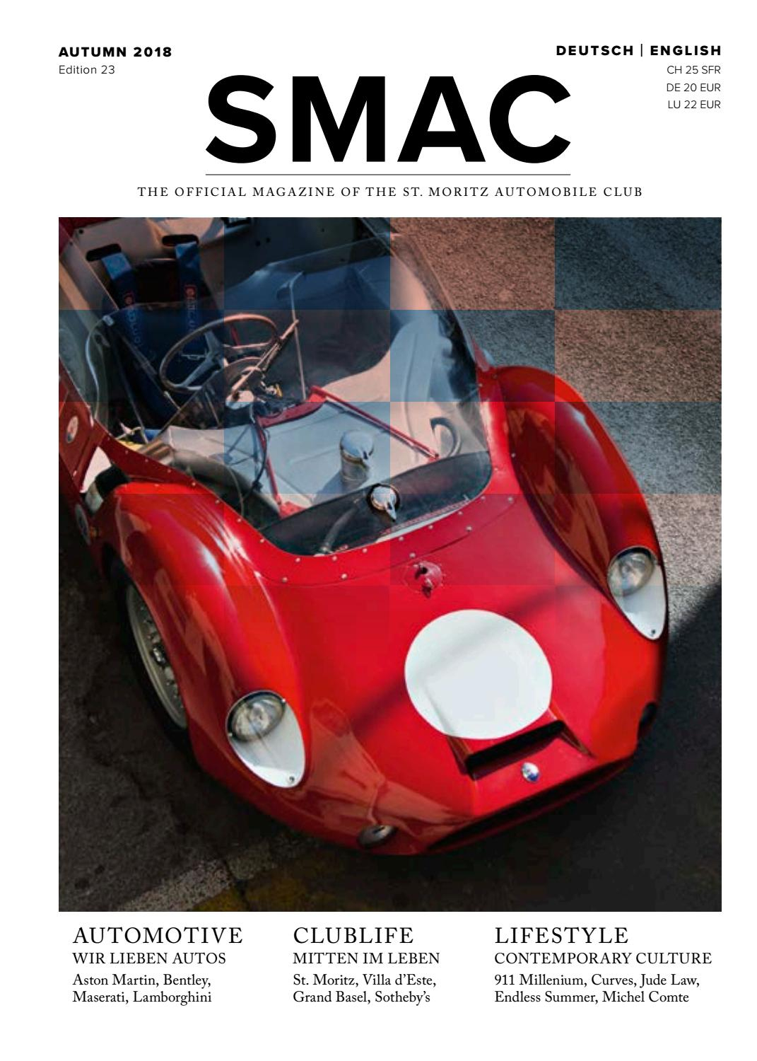 Smac Magazine #23 Sommer 2018 By Premium Media Gmbh - A concernant Rallye Lecture Fr Ma Classe