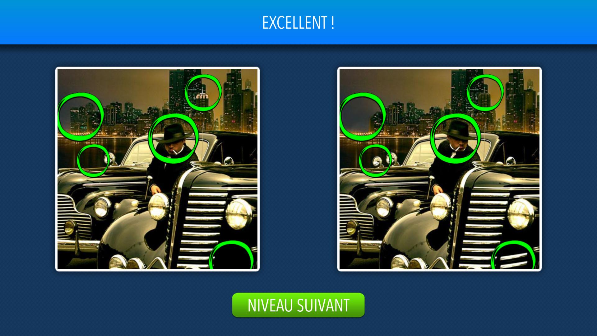 Solution Trouvez Les Différences Niveau 1 À 10 Android & Iphone dedans Les 5 Differences