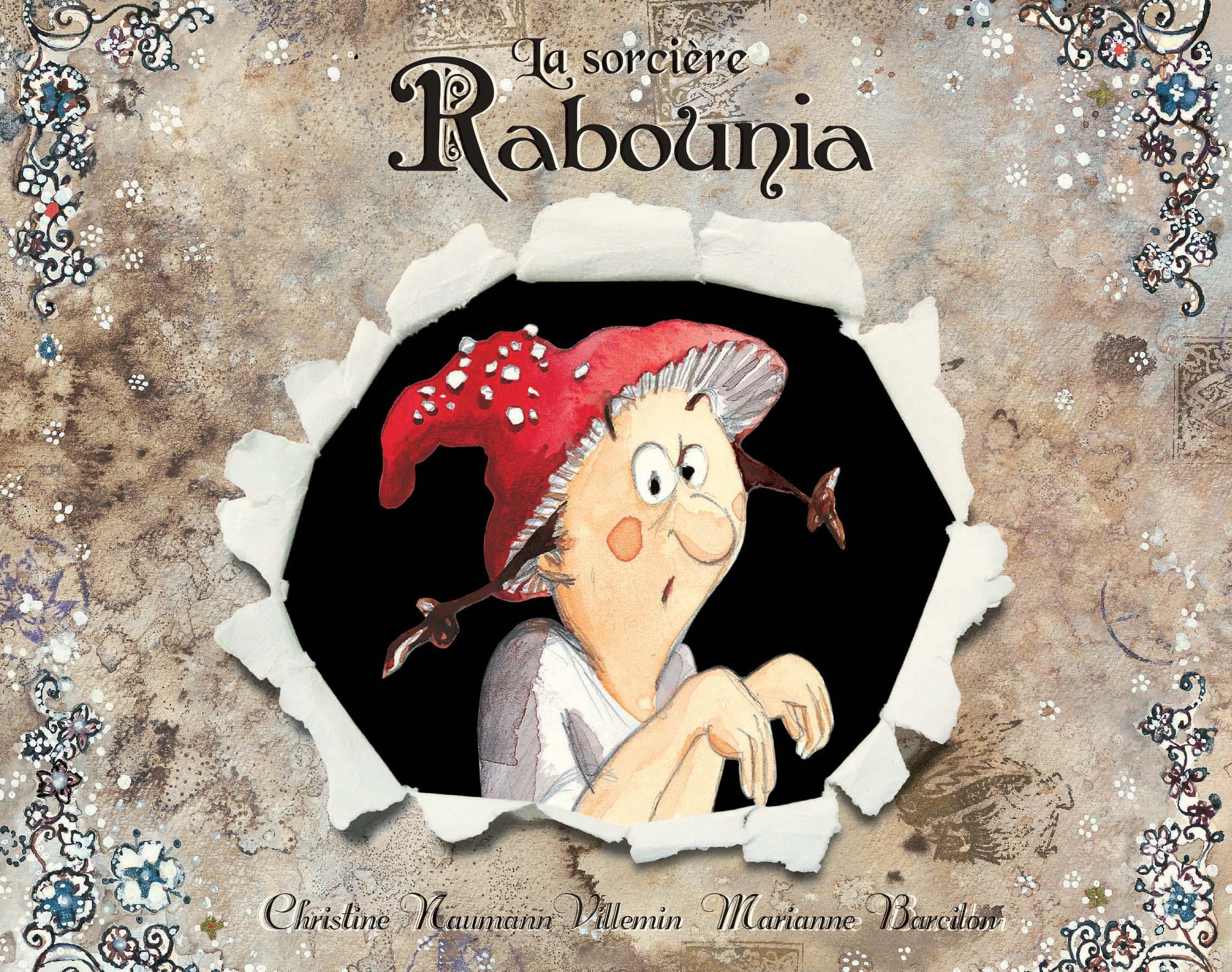 Sorcière Rabounia (La) | L'école Des Loisirs avec La Sorciere Tambouille