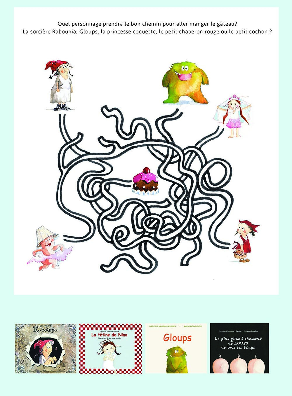 Sorcière Rabounia (La) | L'école Des Loisirs destiné La Sorciere Tambouille