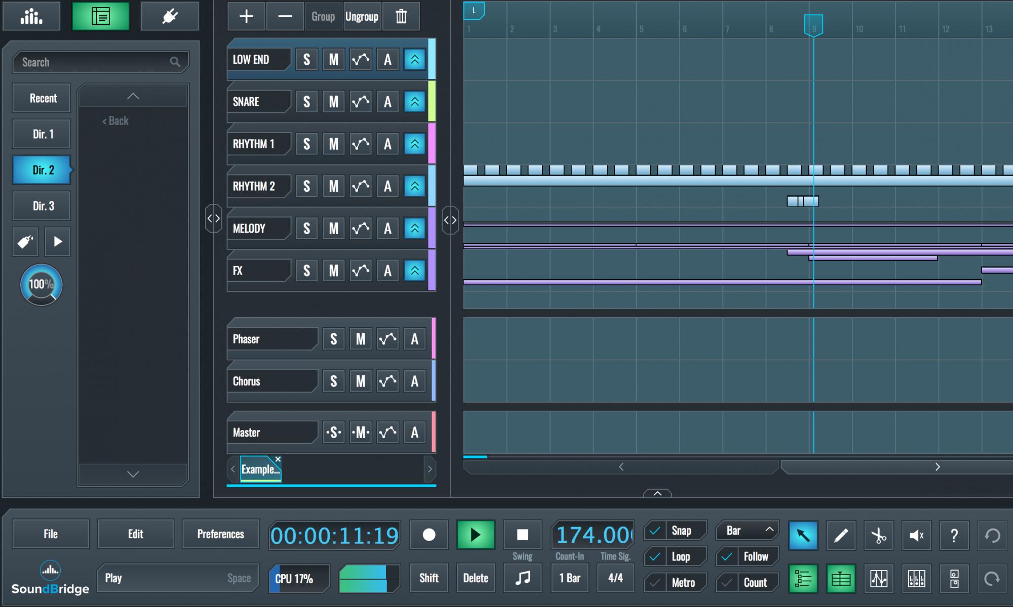 Soundbridge - Un Logiciel Audio Gratuit Sorti En 2018 - Ai à Effet Sonore Gratuit