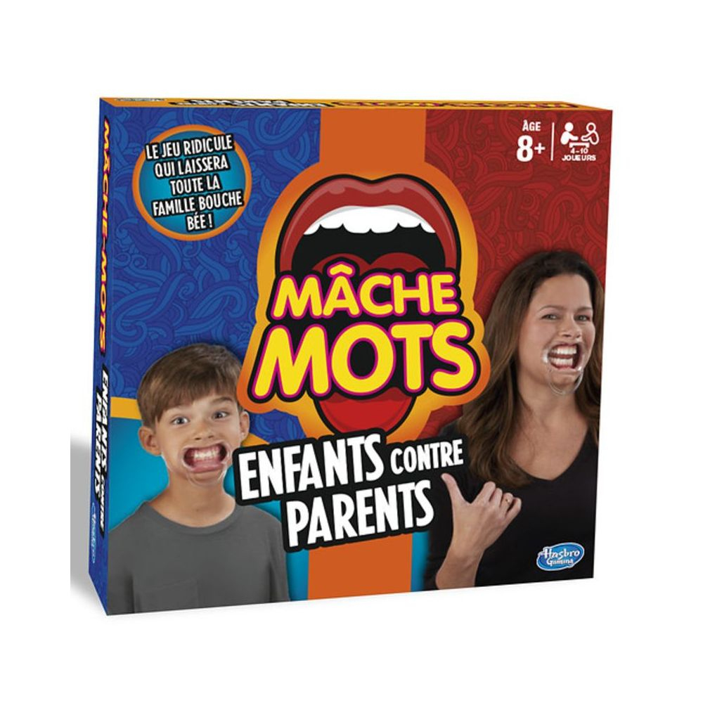 Speak Out Enfants Vs Parents avec Jeux De Mots Enfants