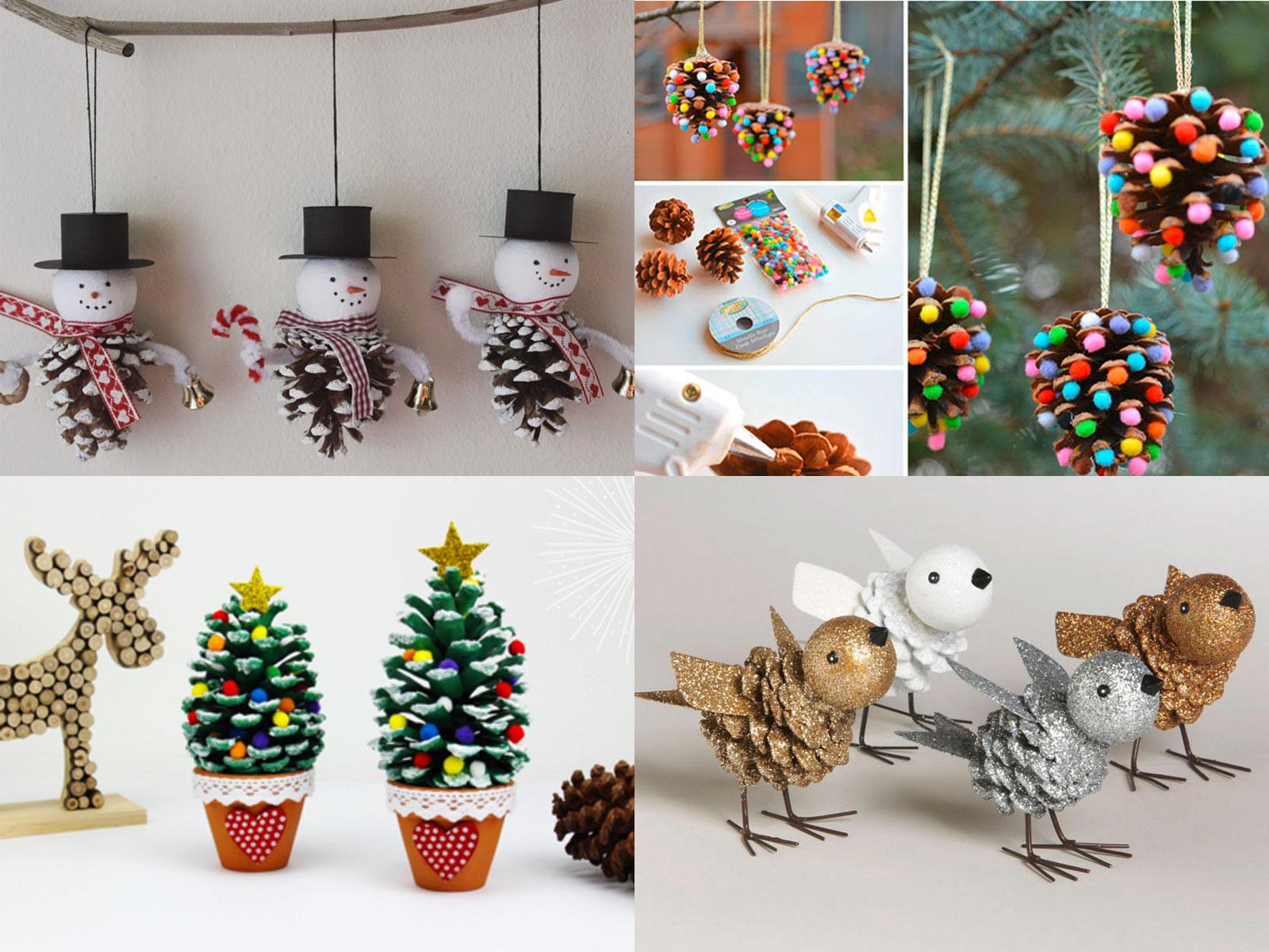 Spécial Fêtes: Nos Bricolages De Noël intérieur Bricolage De Noel Pour Maternelle