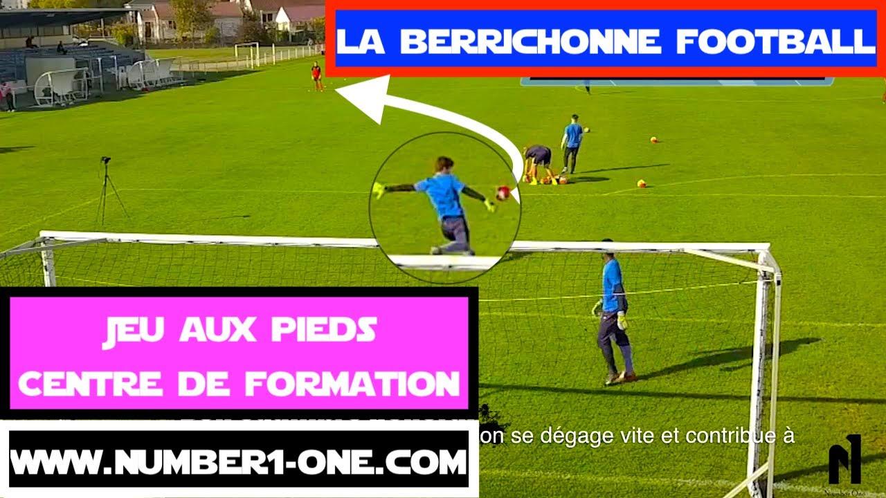 Spécifique Gardien De But Jeux Aux Pieds Centre De Formation Goalkeeper La  Berrichonne Châteauroux dedans Jeux De Foot Gardien De But