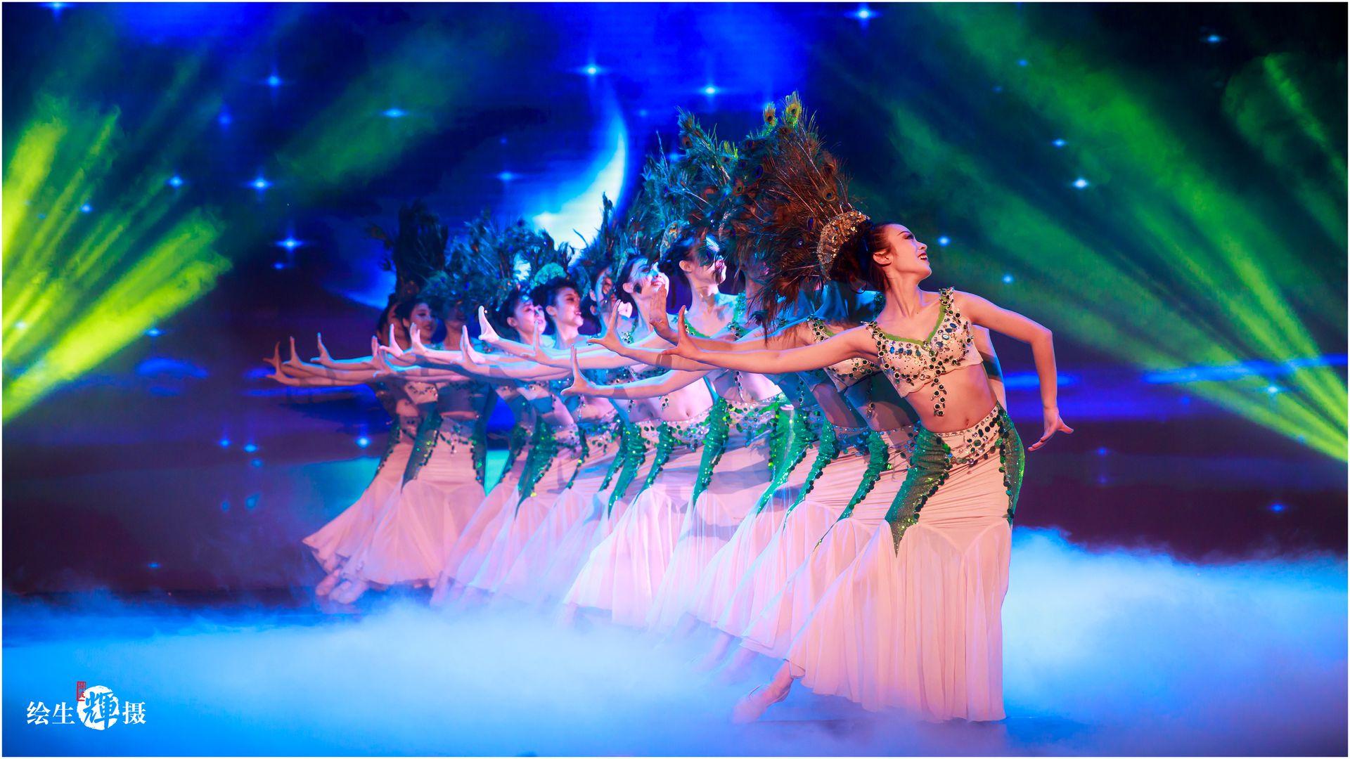 Spectacle De Danse Par Les Étudiants De La Central South à Spectacle Danse Chinoise