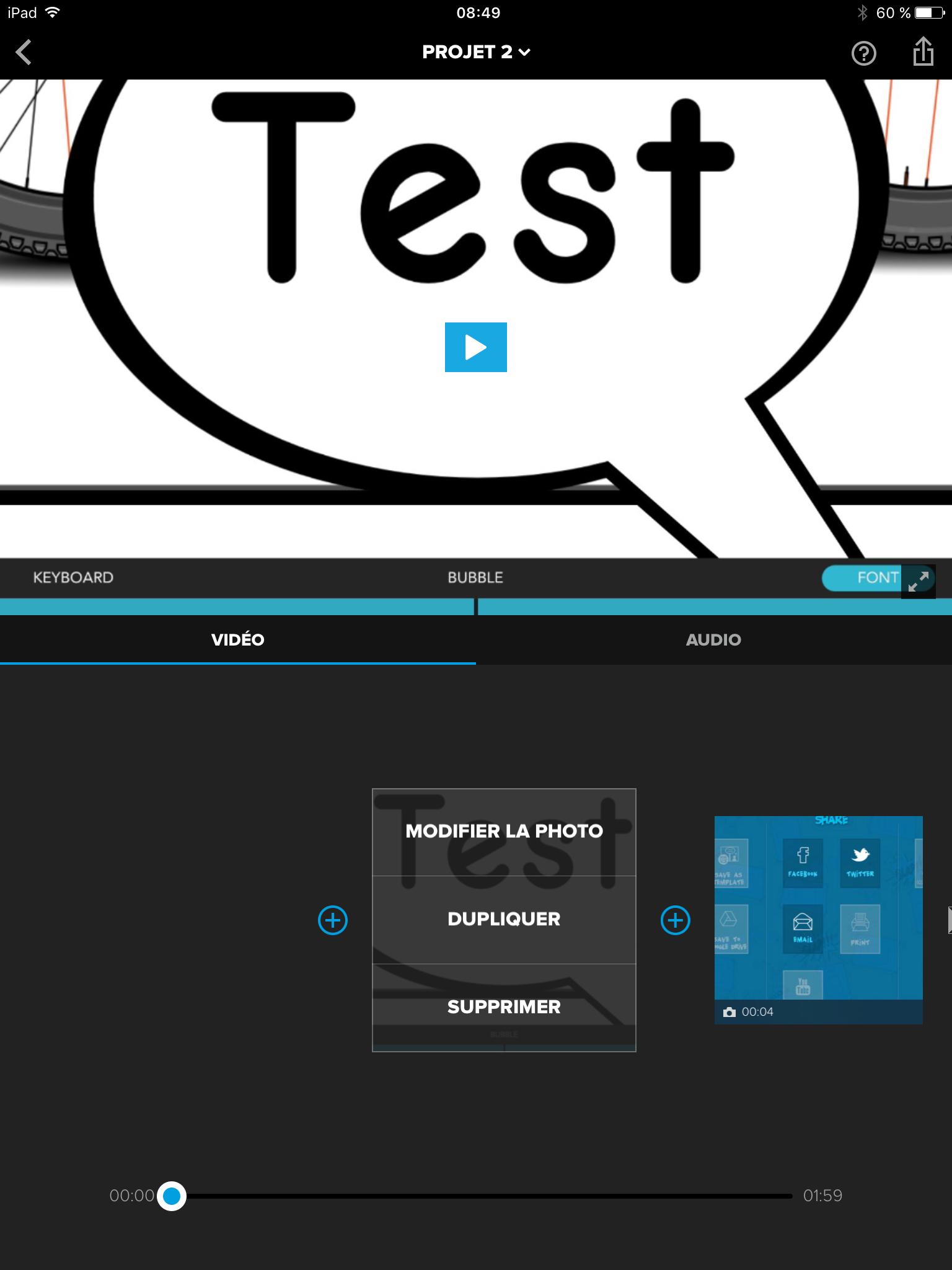Splice: Une Excellente Application De Montage Vidéo Sur Ios encequiconcerne Effet Sonore Gratuit