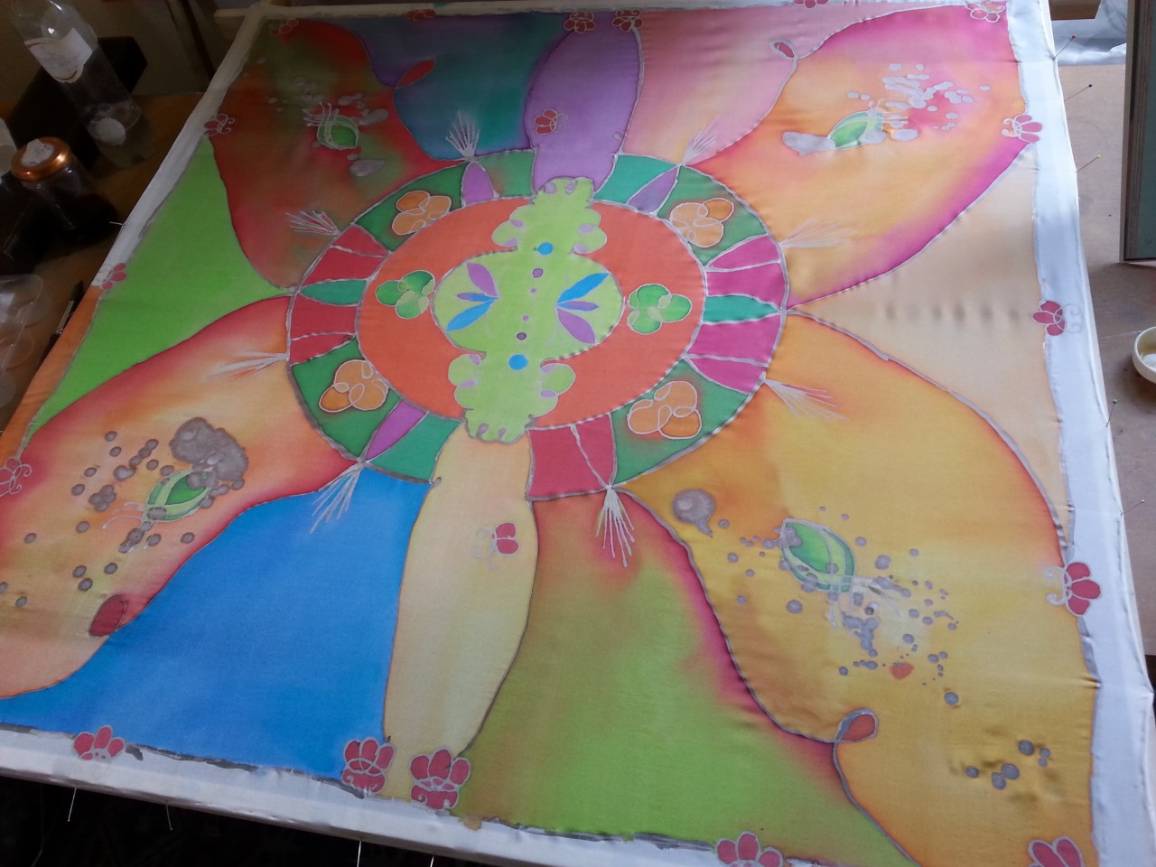 Stages À Créer Pour Jeunes Et Adultes ! Envie De Venir Faire tout Tableau De Peinture Pour Enfant