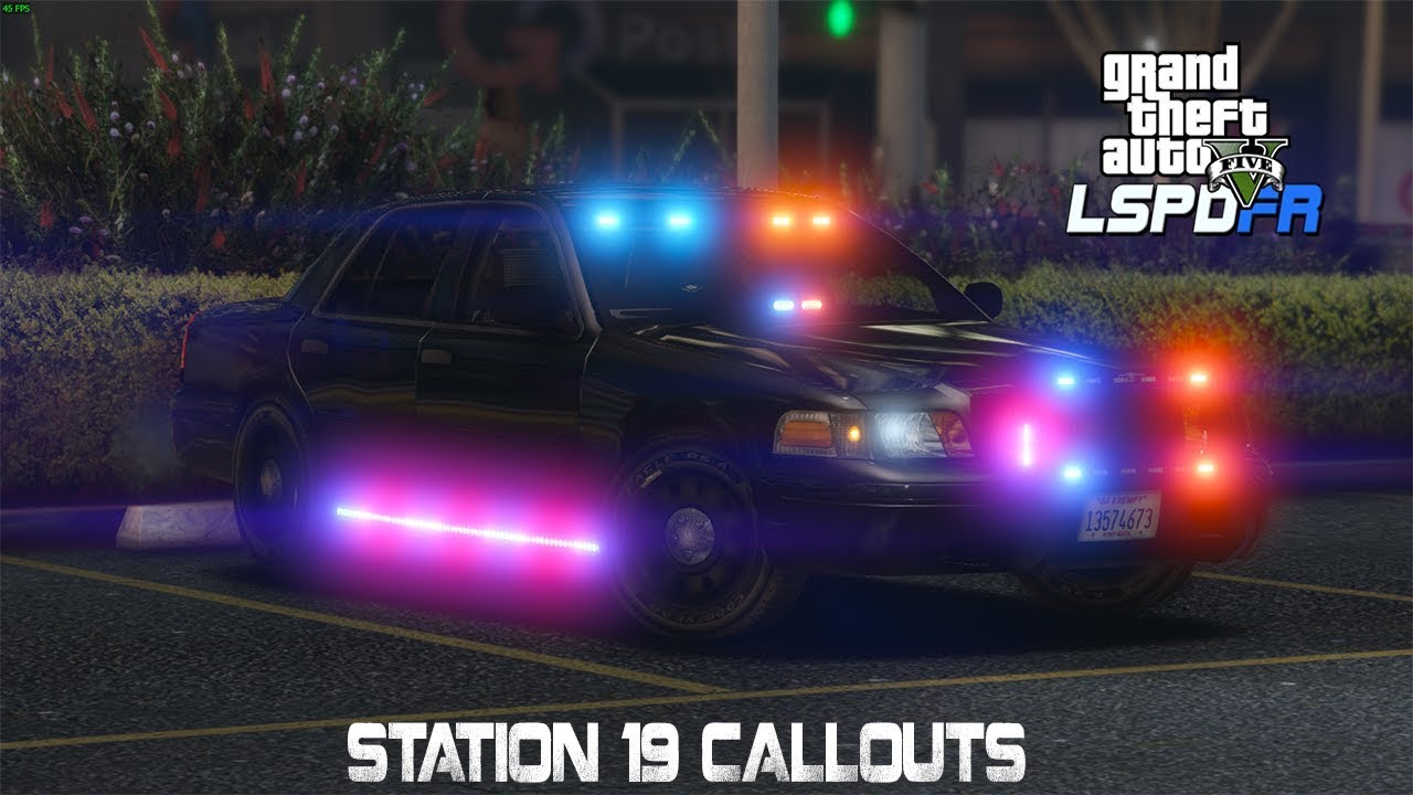 Station 19 Callouts (Based On The Mtl Tv Series 19-2 concernant Police Script Ecole