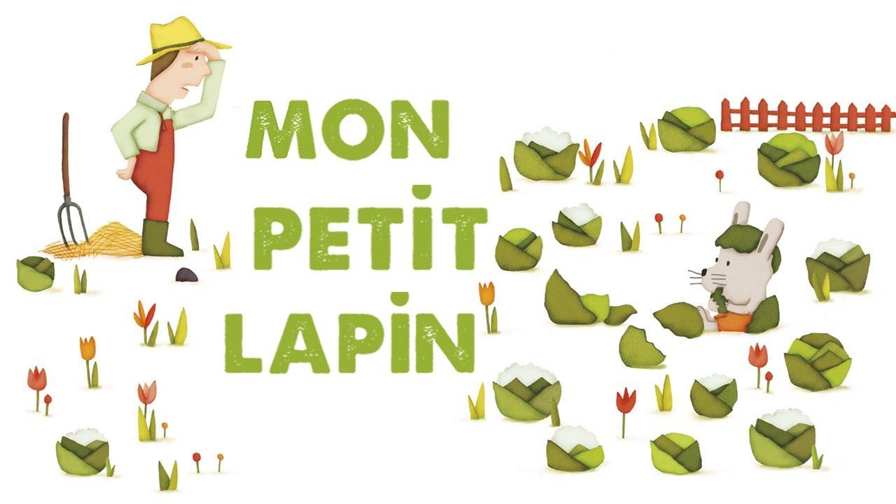Steve Waring - Mon Petit Lapin - Comptine Pour Enfants serapportantà Chanson Enfant Lapin
