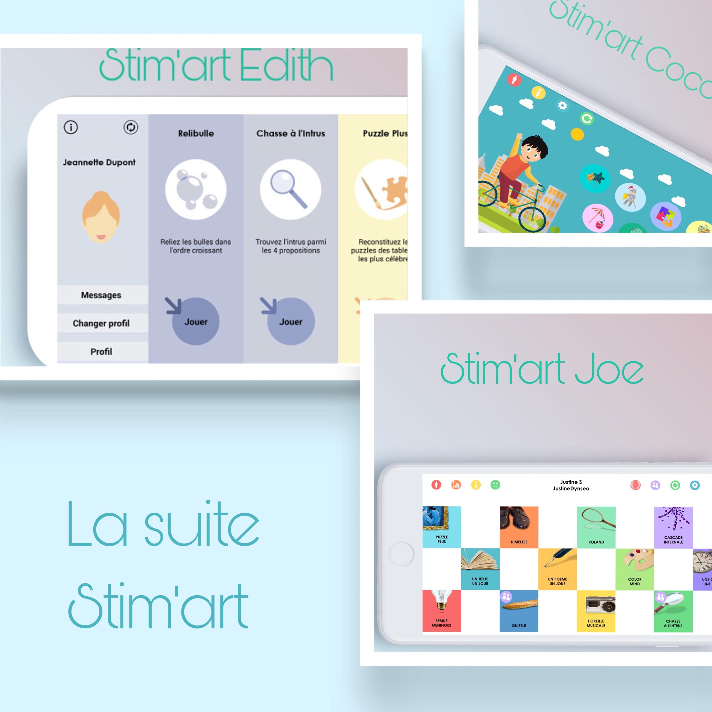Stim'art : Des Jeux De Mémoire Sur Tablette Et Smartphone pour Jeu De Memoire Gratuit