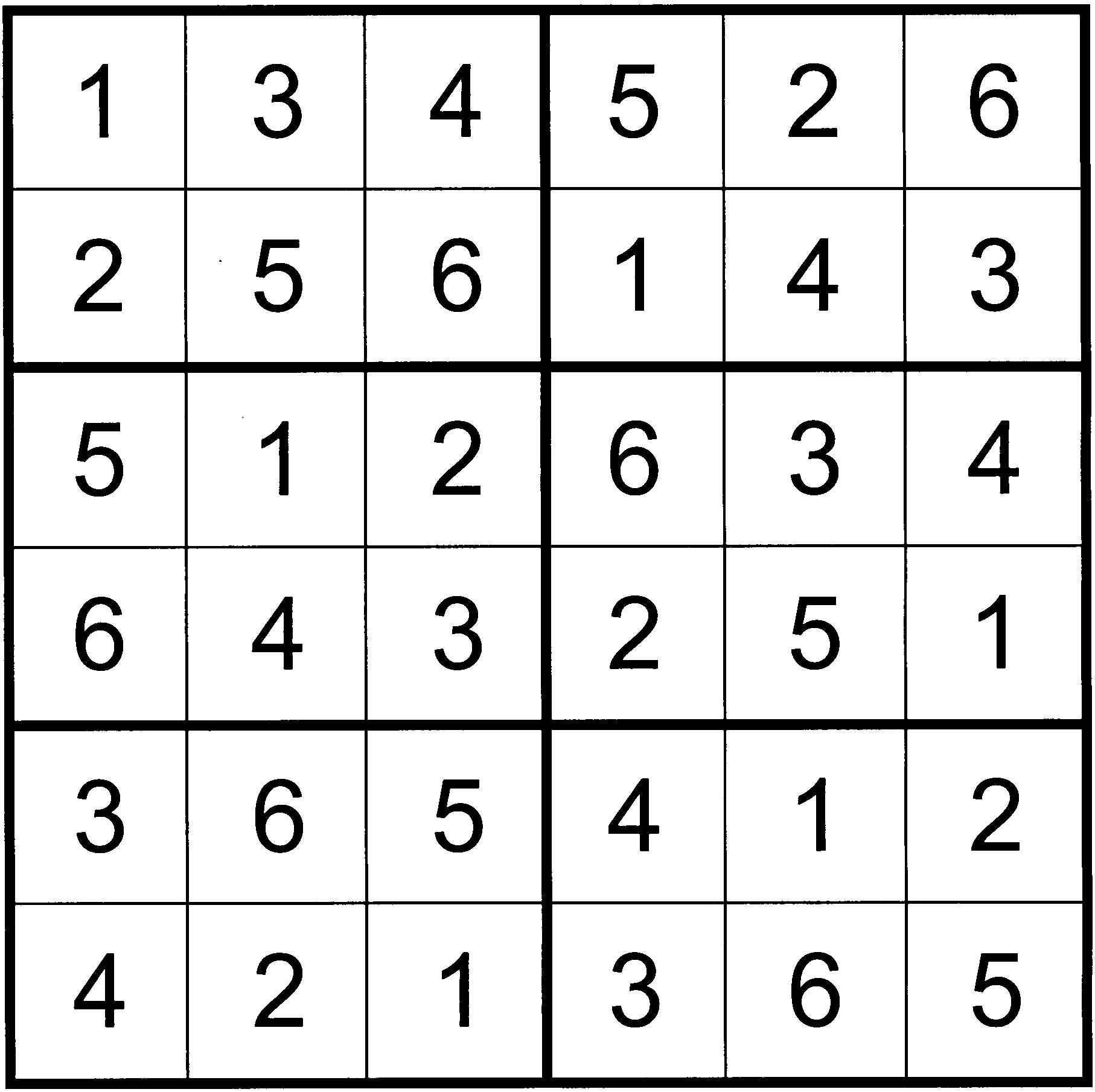 Sudoku pour Sudoku Grande Section