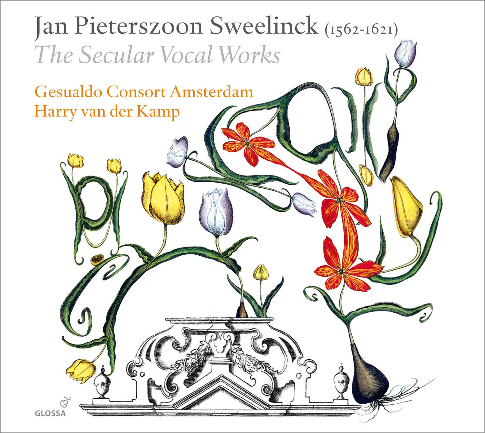 Sweelinck, J.p.: Vocal Music (The Secular Vocal Works encequiconcerne Album Printemps Gs