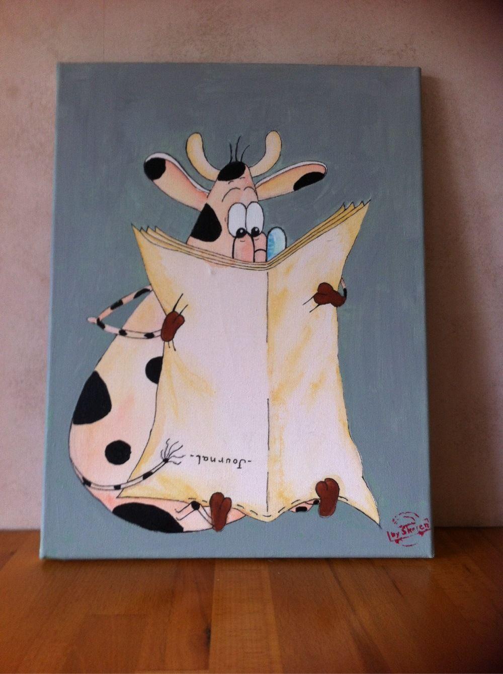 Tableau Enfant Acrylique Sur Toile - Modèle Unique | Toile pour Tableau De Peinture Pour Enfant