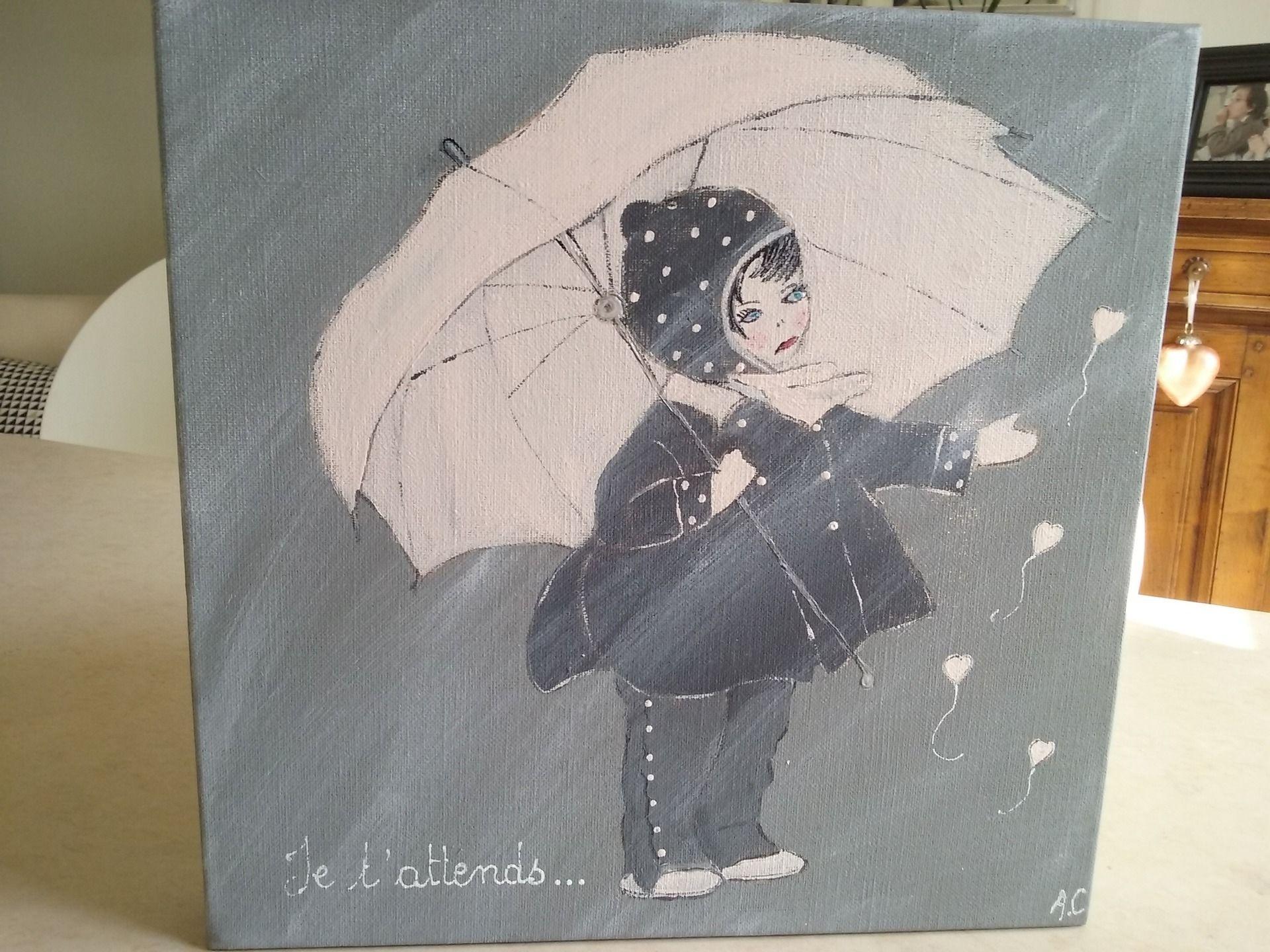 Tableau Peinture Pour Décoration De Chambre D'enfant (Avec à Tableau De Peinture Pour Enfant