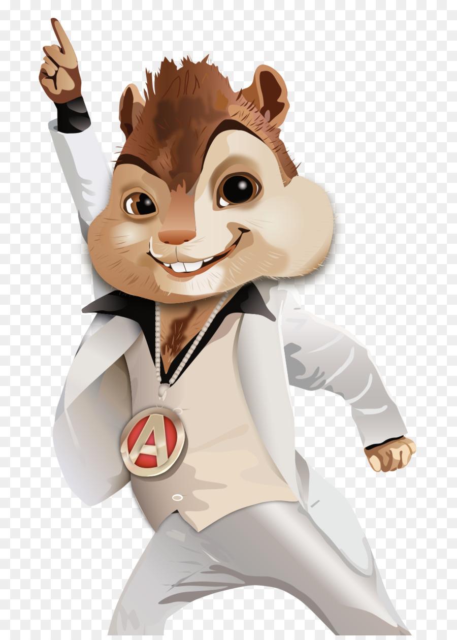 Tamia, Alvin Et Les Chipmunks, Dessin Animé Png - Tamia tout Dessin De Alvin Et Les Chipmunks