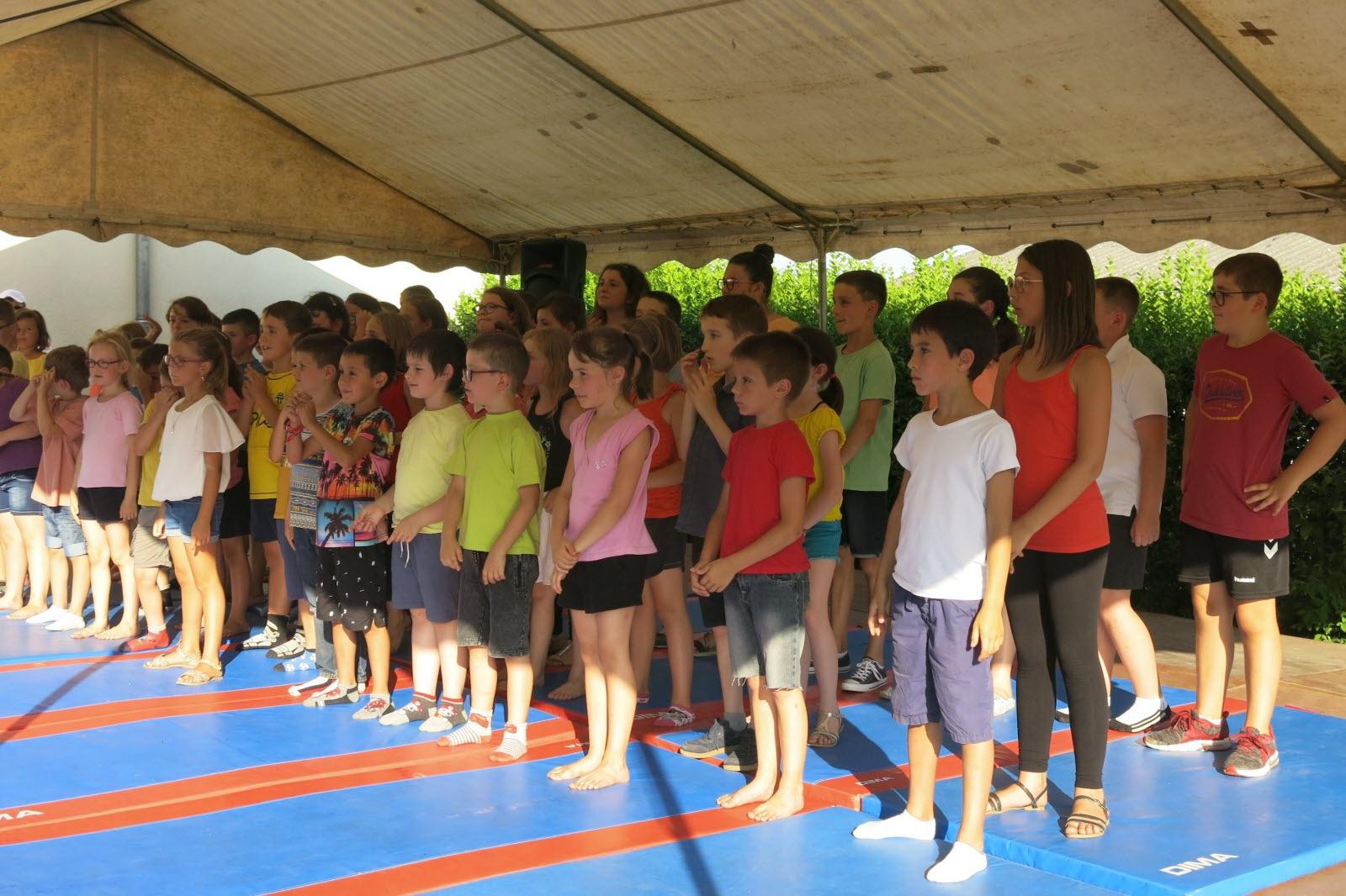 Tavernay | Musique, Chants, Danses Et Kermesse En Soirée avec Frere Jacques Anglais
