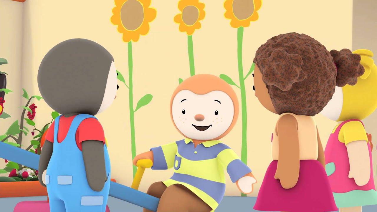 T'choupi À L'école - Un Gentil Ballon (Ep.6) pour Episode Tchoupi