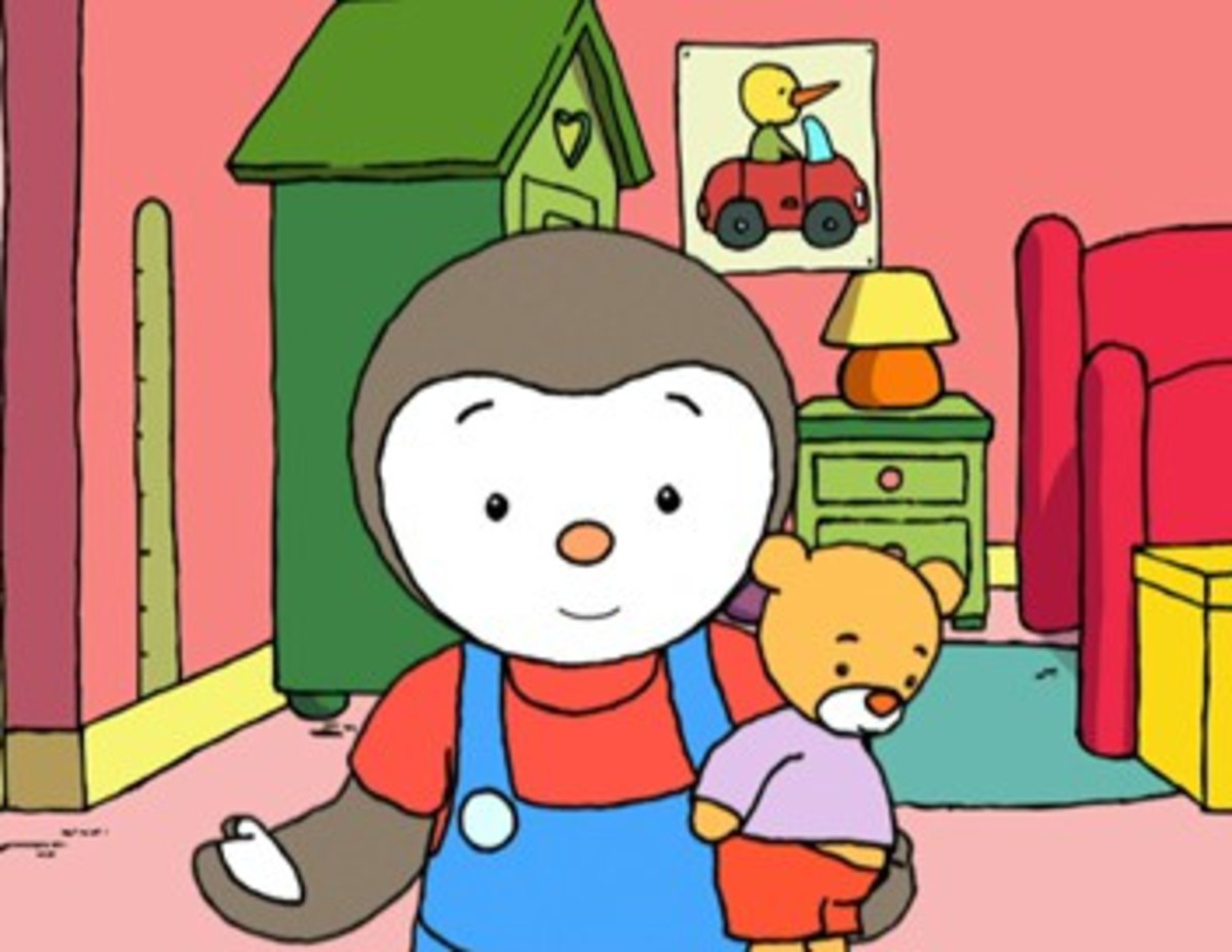 T'choupi Et Doudou S01E05 T'choupi Au Marché (Dessin Animé pour Tchoupi Au Marché