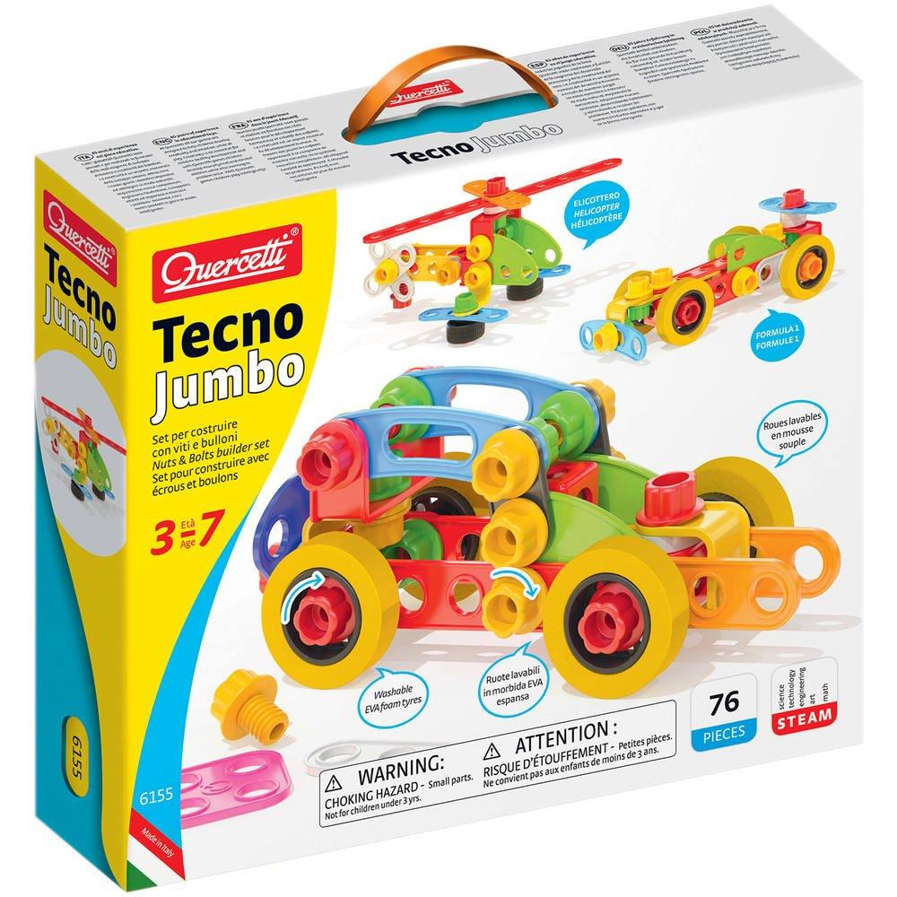 Tecno Jumbo | Jeux De Constructions & Maquettes | Jouéclub avec Jeux Pour Enfant De 3 Ans