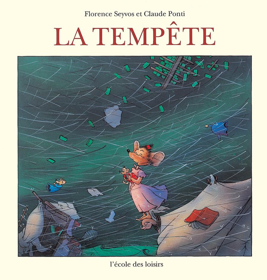 Tempête (La) | L'école Des Loisirs serapportantà La Tempête Claude Ponti