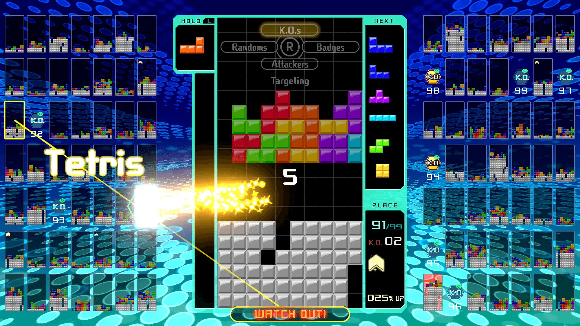 Tetris 99 : Un Mode Multijoueur Hors Ligne Et Une Édition intérieur Jeux De Casse Brique Gratuit En Ligne